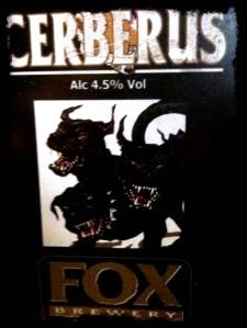 Fox Brewery Cerberus