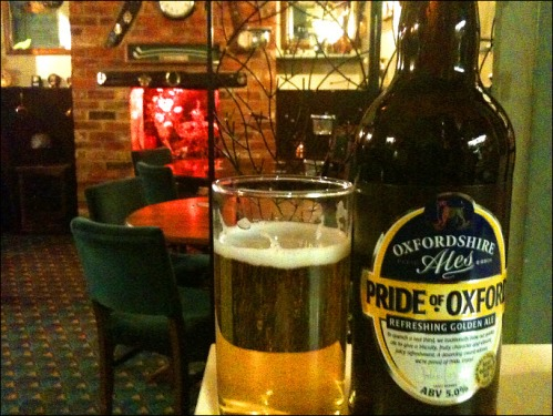 Oxfordshire Ales Pride of Oxford