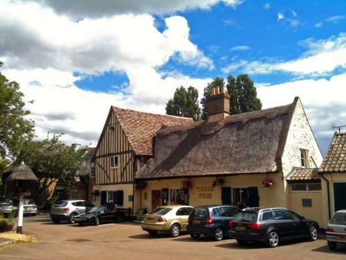 Three Tuns, Fen Drayton