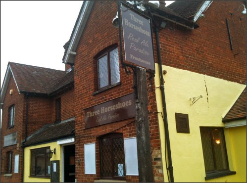 Three Horseshoes Stapleford